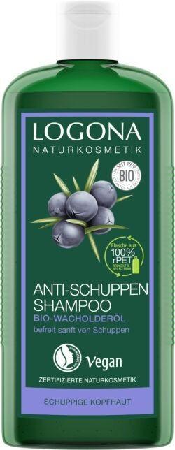 Logona Anti-Schuppen Shampoo Bio-Wacholderöl 250ml