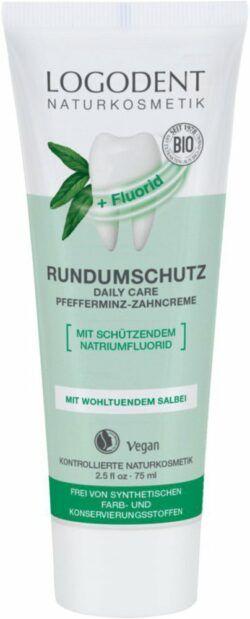 Logona EXTRAFRISCHER RUNDUMSCHUTZ daily care Zahncreme 75ml