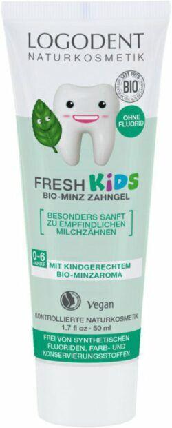 Logona FRESH KIDS Bio-Minz Zahngel 6x50ml