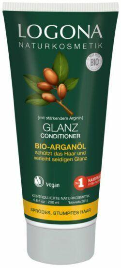 Logona Glanz Conditioner Bio-Arganöl 200ml