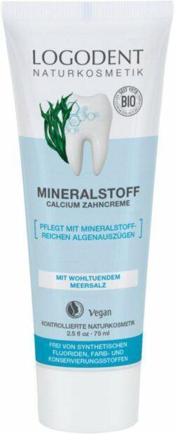 Logona MINERALSTOFF Calcium Zahncreme 6x75ml