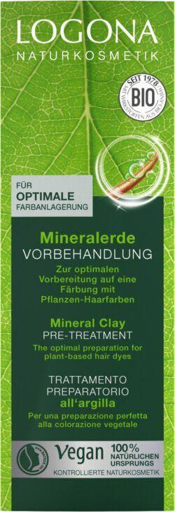 Logona Mineralerde Vorbehandlung 100ml