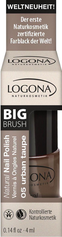 Logona Natural Nail Polish no. 05 urban taupe 4ml