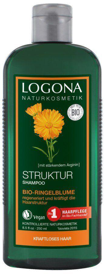 Logona Struktur Shampoo Bio-Ringelblume 250ml