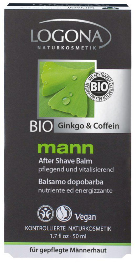 Logona mann After Shave Balm 50ml