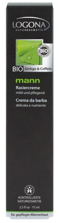 Logona mann Rasiercreme 75ml