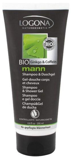 Logona mann Shampoo & Duschgel 200ml