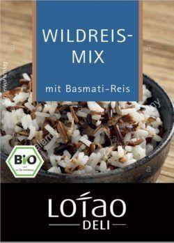 Lotao Bio Basmati Reis-Wildreis-Mix 10x500g