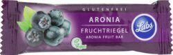 Lubs Aronia Fruchtriegel, Bio, glutenfrei, vegan 25x30g