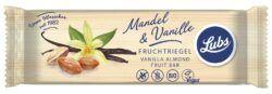 Lubs Mandel Vanille Fruchtriegel, Bio, glutenfrei, vegan 25x40g
