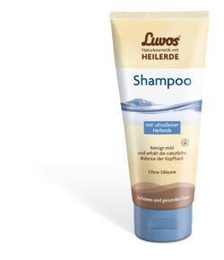 Luvos Naturkosmetik mit Heilerde  Luvos Shampoo mit ultrafeiner Heilerde 200ml