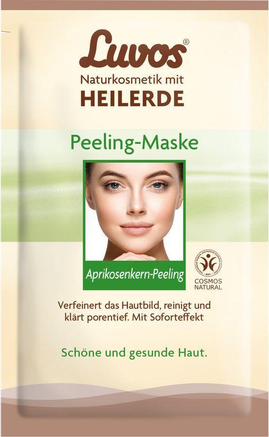 Luvos Naturkosmetik mit Heilerde  Luvos-Heilerde Peeling-Maske 10x15ml
