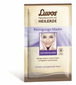 Luvos Naturkosmetik mit Heilerde  Luvos-Heilerde Reinigung-Maske 10x15ml