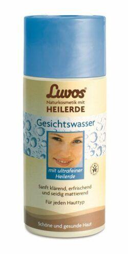 Luvos Naturkosmetik mit Heilerde  Luvos Gesichtswasser mit ultrafeiner Heilerde 150ml