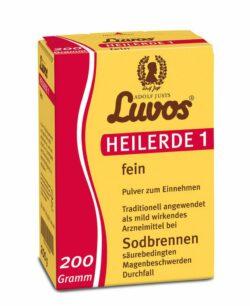 Luvos-Heilerde 1 fein 200g
