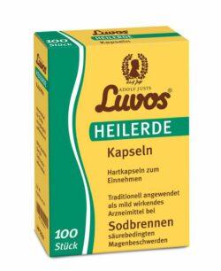 Luvos-Heilerde Kapseln 100Stück