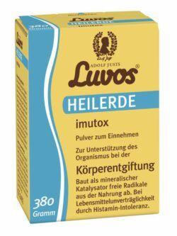 Luvos-Heilerde imutox 380g