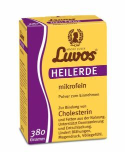 Luvos-Heilerde mikrofein 380g