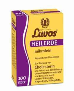 Luvos-Heilerde mikrofein Kapseln 100Stück