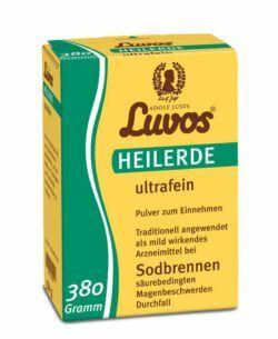 Luvos-Heilerde ultrafein 380g