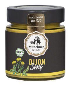 Münchner Kindl Senf Dijon Senf 6x125ml