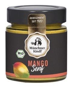 Münchner Kindl Senf Mango Senf 6x125ml