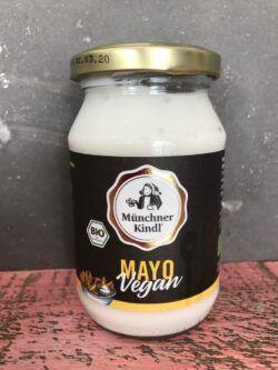 Münchner Kindl Senf Mayo vegan Münchner Kindl Bio 6x250ml