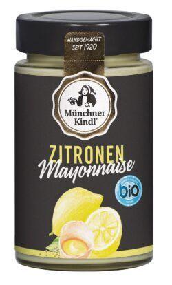 Münchner Kindl Senf Zitronen Mayonnaise 6x200ml