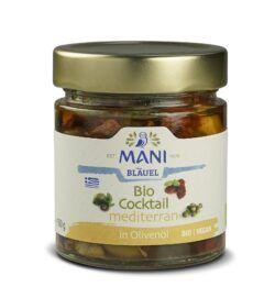 MANI® MANI Bio Cocktail mediterran in Olivenöl 6x180g