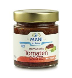 MANI® MANI Tomatenpaste, bio 6x180g