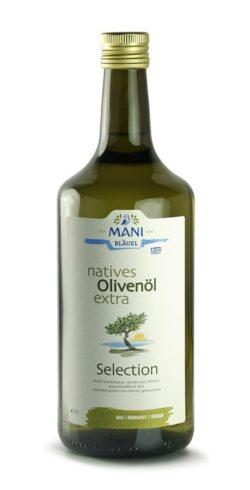 MANI® MANI natives Olivenöl extra, Selection, bio 6x1l