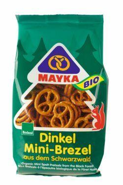 MAYKA Bio Dinkel Mini-Brezel 12x150g