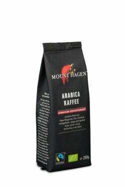 MOUNT HAGEN Bio Röstkaffee entkoff., gem. Softpack 6x250g