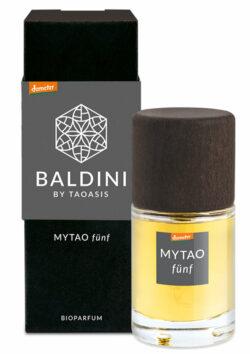MYTAO® fünf Demeter-Parfum 15ml