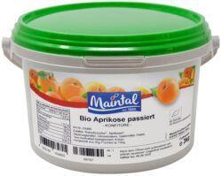 Maintal Bio Bio Aprikosen Konfitüre passiert 3kg