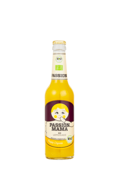 Mama Limonaden Passion Mama Bio Lemonade 0,33L 24x330ml