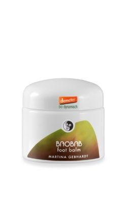 Martina Gebhardt Baobab Foot Balm 50ml