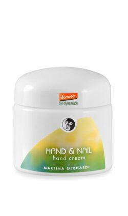 Martina Gebhardt HAND & NAIL Hand Cream 100ml