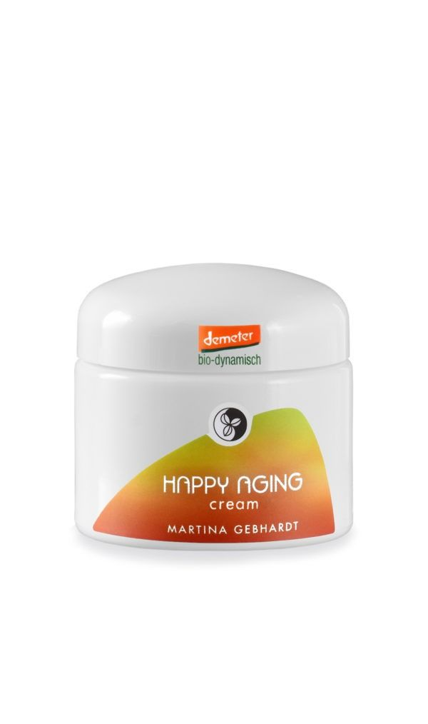 Martina Gebhardt Happy Aging Cream 50ml
