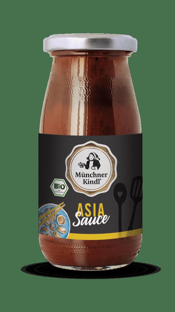 Münchner Kindl Senf Asia Sauce Bio Münchner Kindl 6x250ml