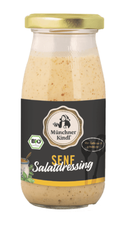 Münchner Kindl Senf Senf Salatdressing Bio Münchner Kindl 250ml 6x265g