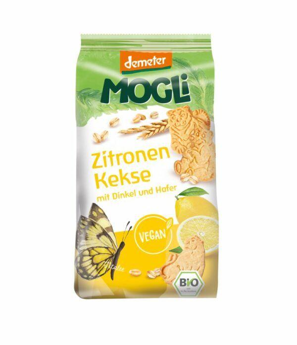 Mogli Nasch Gebäck - Zitronen Kekse mit Dinkel und Hafer 7x125g