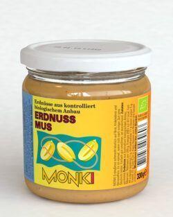 Monki Erdnussmus 6x330g