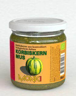 Monki Kürbiskernmus 6x330g