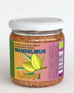 Monki Mandelmus 6x330g