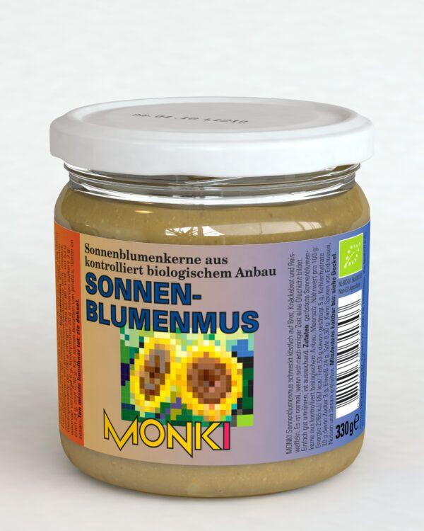 Monki Sonnenblumenmus 6x330g