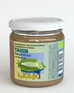 Monki Tahin mit Salz 6x330g