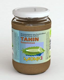 Monki Tahin ohne Salz 6x650g