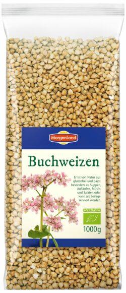 MorgenLand Buchweizen 5x1000g