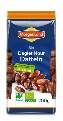 MorgenLand Deglet Nour Datteln 8x200g